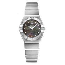 Omega Constellation  Tahiti Stainless Steel watch 123.10.24.60...