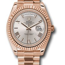 Rolex Day-Date 40mm 228235 sdrp Everose Gold