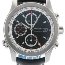 Bremont Alt1 World Timer Black
