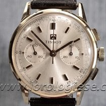 Tissot Vintage 1960 18kt. Pink Gold Chronograph Cal. Lemania...