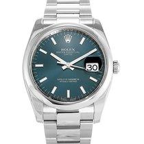Rolex Watch Oyster Perpetual Date 115200