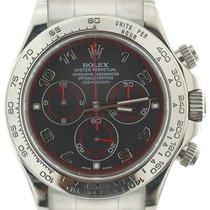 Rolex Daytona oro bianco ref. 116509 RRR 10/2008 Art. Rx339