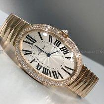 Cartier - Baignoire WB520003 Diamond Bezel  RG