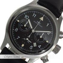IWC Fliegerchronograph Stahl 3740