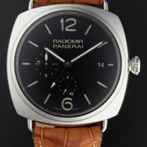 Panerai PAM00323 Radiomir 10 Days GMT 47mm Automatic Black Dial