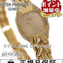 파텍필립 (Patek Philippe) 【超美品】 ラフラム クォーツ レディース腕時計【中古】 4715/002...