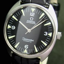 Omega Seamaster Cosmic Automatic Steel 1966s Vintage Mens Watch