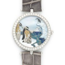Van Cleef & Arpels Extraordinary Penguin White Gold...
