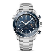 Omega Seamaster Planet Ocean Co-Axial Master Chronometer...