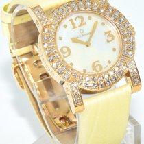Carl F. Bucherer Carl F.  Pathos Diva 18k Yellow Gold Diamond...