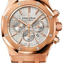 Audemars Piguet Royal Oak Chrono Rose Gold - 26320or