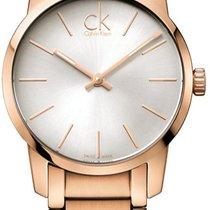 ck Calvin Klein City K2G23646 Damenarmbanduhr Sehr Elegant