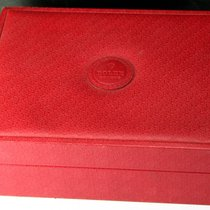 Rolex Used ROLEX Watch Box Case with Watch Holder Red Color