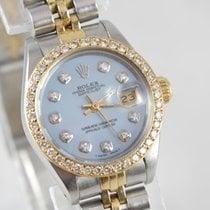 Rolex Oyster Perpertual Datejust Diamond #117