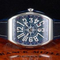 Franck Muller Vanguard YACHTING Stahl/Kautschuk Ref. V45 SC DT...