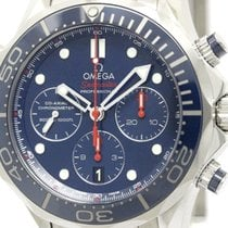 Omega Mint Con Omega Seamaster Diver Chronograph Watch...