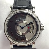 Paul Picot Atelier Classic 42 mm 3351SG Automatic Diamonds index
