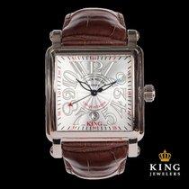 Franck Muller King Conquistador 18k White Gold