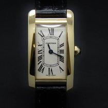 Cartier Tank Américaine Dame Quartz Or jaune 18k