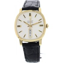 Hamilton Masterpiece 10K Yellow Gold Vintage Watch