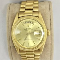 Rolex Day-Date President 18k Yellow Gold Serviced Vintage