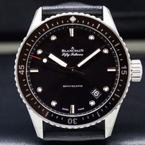Blancpain 5000-1230-b52a 5000-1230-b52a Fifty Fathoms Bathysca...