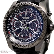Breitling Bentley Chronograph Midnight Carbon Continental GT3...