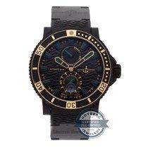 Ulysse Nardin Maxi Marine Diver Black Sea Limited Edition...