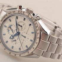 오메가 (Omega) Speedmaster Chronograph Moon Phase Men's Watch