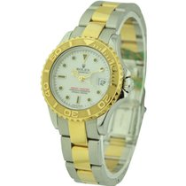 Rolex Used 169623_used Yachtmaster 2-Tone - Small Size 169623...