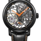 Aerowatch RENAISSANCE SKELETON ORANGE TORNADO - 100 % NEW