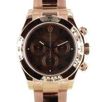 Rolex Daytona In Oro Rosa 18kt Ref. 116505