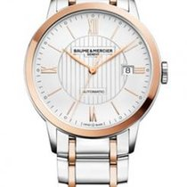 Baume & Mercier Ladies M0A10217 CLASSIMA STEEL-GOLD Watch
