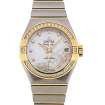 Omega Constellation 27 Automatic Chronometer