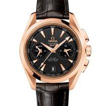 Ωμέγα (Omega) Omega Aqua Terra 150m Co-Axial GMT Chronograph...