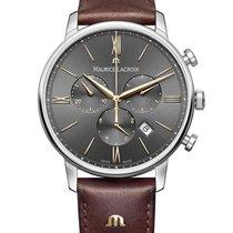 Maurice Lacroix Herrenuhr Eliros Quarz Chronograph, EL1098-SS0...