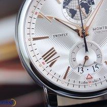 Montblanc Men's 4810 TwinFly Chronograph Transatlantic...