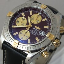 Breitling Chronomat Evolution Steel/ Gold B13356
