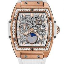 Hublot Spirit of Big Bang 42mm King Gold White Diamond Watch