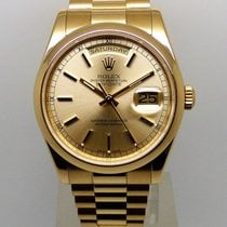 Rolex Day Date President -Full Set- 118208