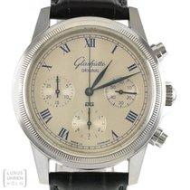 Glashütte Original Uhr Klassik Chronograph Edelstahl Revision...