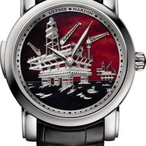 Ulysse Nardin Classic North Sea Minute Repeater Platinum