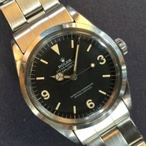 Rolex 1967 Explorer 1016 Mk1 Box And Papers