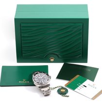 Rolex Steel 40mm Ceramic No-Date Submariner - 114060 UNWORN w/...
