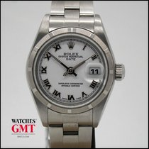 Rolex Oyster Perpetual Lady Date Stainless Steel