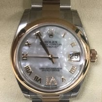 Rolex Datejust 31mm Stainless Steel/Gold 178241