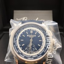 Patek Philippe 5930G-001 White Gold World Time Complications