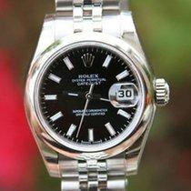 Rolex Datejust 179160 Ladies 26mm Steel Unworn 2010 M