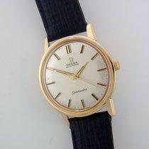 Omega Seamaster 9ct yellow gold automatic watch Original Omega...