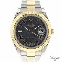 Rolex Datejust II Gold/Steel